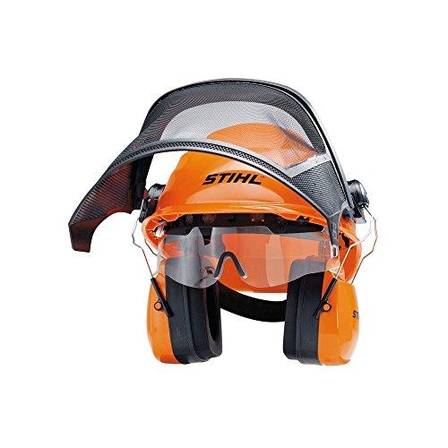 Stihl 00008840180 Helmset Integra, Orange, Medium