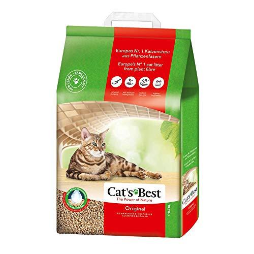 Rettenmeier 6601408 Cat's Best Öko Plus, 20L