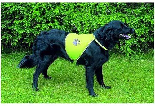 Trixie 30082 Sicherheitsweste für Hunde, M: 50–68 cm