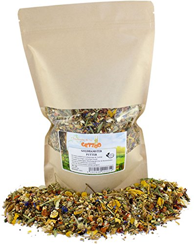 Getzoo Goldhamsterfutter 500g
