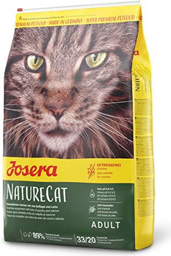 Josera NatureCat, 1er Pack (1 x 10 kg)
