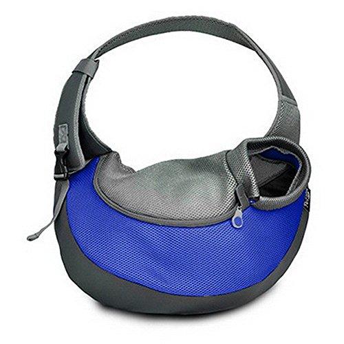 BIGWING Style Transporttasche für Hunde Katze -Haustier-Hunde Tasche Umhängetasche für Transporter Kleintier Leinentaschen