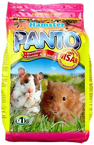 Panto Hamsterfutter 1 kg, 5er Pack (5 x 1 kg)