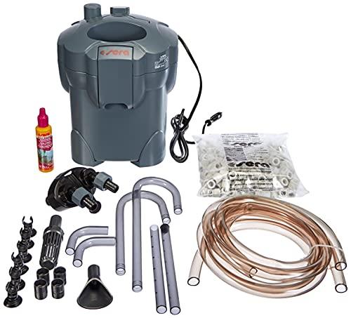 sera fil bioactive 130 - Vielseitige und bedienerfreundliche Außenfilter für Süßwasseraquarien