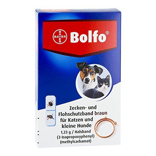 Bayer Vital GmbH Bolfo Flohschutzband für 1 STK