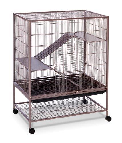 Prevue Käfig für Ratten und Chinchilla, 495, Erdtöne, 78,9 x 51,6 x 101,6 cm